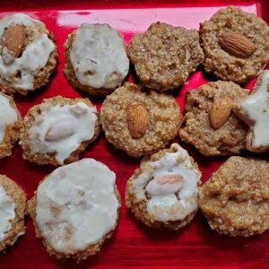 Gingerbread cookies, Lebkuchen