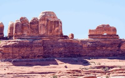 Canyonland National Park – Island in the Sky – The Needles