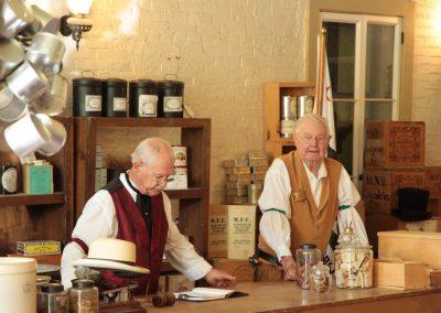 Columbia Historic State PArk shop