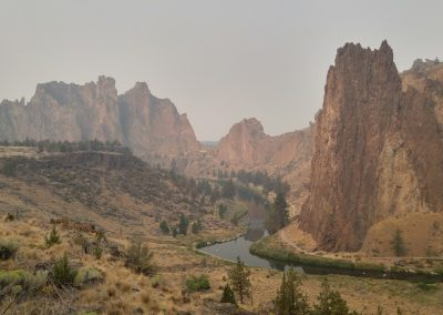 Crooked River Smith Rock