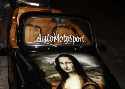 Mona Lisa car