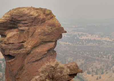 Monkey Face Smith Rock State PArk OR