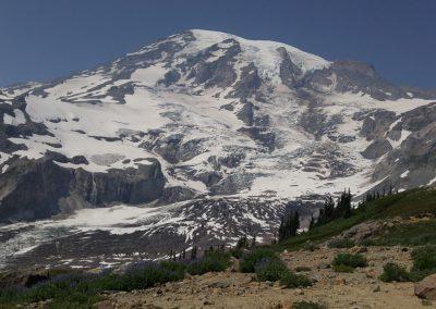 Mt.Rainier close up