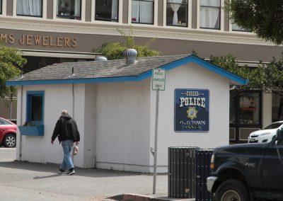 Police Station Eureka