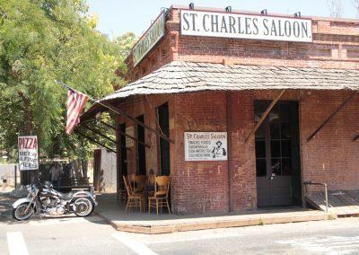 Saloon Columbia Historic State PArk