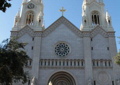 St. Peter and Paul Church San Francisco