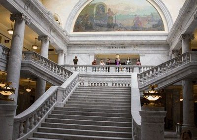 Staircase SLC-Capitol