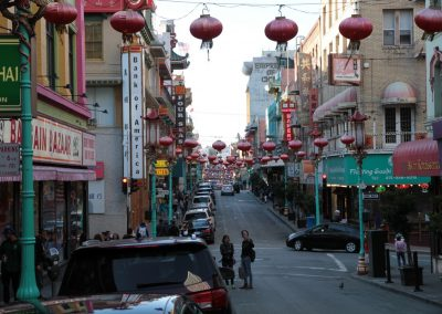 street view china town San Francisco