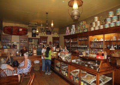 Columbia Historic State coffee shop