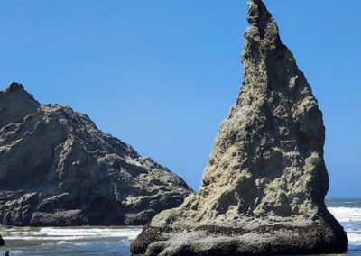 Wizzard Hat at Coquille Point beach