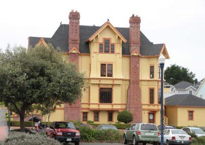 Eureka historic house