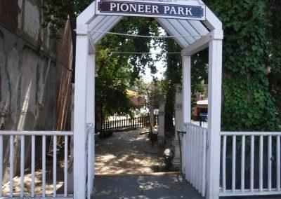 pioneer park Saramento