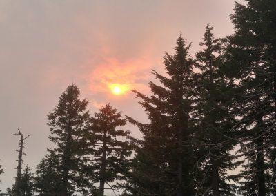 smoky sun crater lake