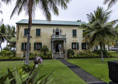 Kona Hukihee Palace
