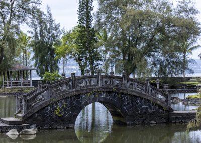 Bridge Liliuokalani Garden