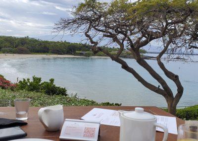 Mauna Kea Beach Hotel Breakfast