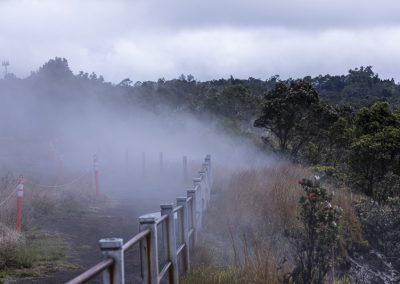 Steam Vents - Hawaii Volcanoes NP