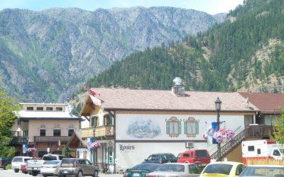 Leavenworth – Bayern in USA