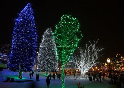 leavenworth tree lights