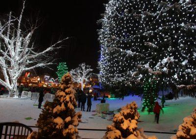 Leavenworth in winter